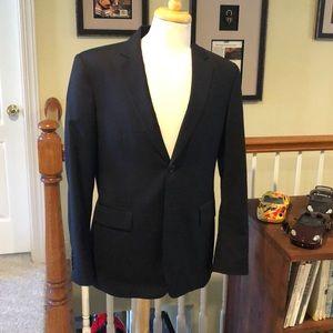 Burberry sport coat size Euro 48R / US 38R